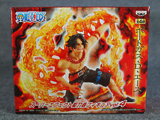 One Piece Super Effect The Ability Figure Vol. 4 Portgas ・ D ・ Ace Anime JAPAN