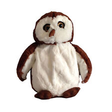 3D HOT WATER BOTTLE CUTE CUDDLY NOVELTY OWL LARGE IDEAL CHRISTMAS PRESENT
