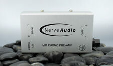Nerve Audio PH-1.1 MM Phonostage phono preamp SILVER