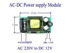 AC-DC 220V to 12V 300mA Isolated Step Down Buck Power Supply Module Transformer