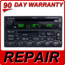 Ford Explorer Mercury Mountaineer Radio CD Player Mach RDS REPAIR ONLY 98 99 01