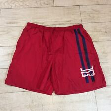 Vintage UMBRO Soccer Shorts Mens Size Large Made in Thailand Red