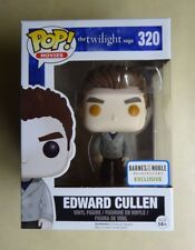 Funko POP Vampire Edward Cullen Twilight Barnes Noble Exclusive Vinyl Figure