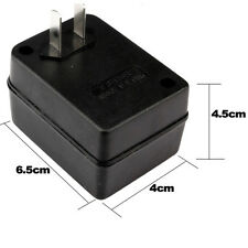 Portable AC110V to 220V Step Up Voltage Converter Electrical Transformer Adapter