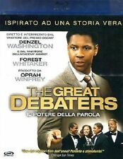 Blu Ray THE GREAT DEBATERS - (2007) *** Denzel Washington ***   ......NUOVO