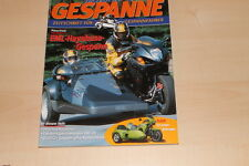 71553) Suzuki GSX-R 1300 Hayabusa - Motorrad Gespanne 09/2000