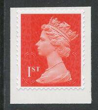 "2013 ""M12L"" ""MSIL"" 1st Class RM RED MACHIN Single Stamp from Retail Book of 6"