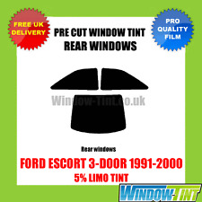 FORD ESCORT 3 PUERTAS 91-00 5% LIMO POSTERIOR
