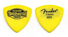 Smash Mouth Paul De Lisle Yellow Bass Guitar Pick - 1999 Astro Lounge Tour