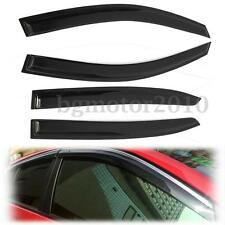 4Pcs Window Visor Shade Vent Rain Sun Deflector Cover For 13-16 9th Gen Honda US