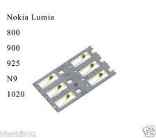 Sim Card Reader Connector Slot Holder For Nokia Lumia 800 900 920 925 1020