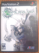Shin Megami Tensei: Digital Devil Saga I  - PlayStation 2 PS2   *NEW *