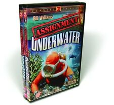 Assignment Underwater, Vol. 1-2 DVD Region ALL
