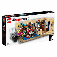 Lego® Ideas 21302 Big Bang Theorie Neu & OVP