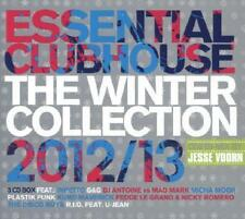 CD Essential Clubhouse The Winter Collection 2012/13 CD Box 3 CD's