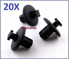 20x PEUGEOT 206, 307, 406 , 607 WHEEL ARCH COVER FASTENER CLIPS x20 7013J0