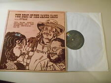 LP Rock James Gang - The Best Of (10 Song) ABC REC / feat Joe Walsh