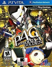 Persona 4: The Golden (Sony PlayStation Vita, 2012)