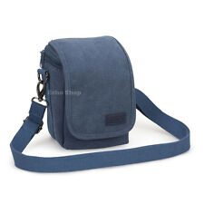 Camera Shoulder Waist Carry Case Bag For Nikon Coolpix S32 P600 P7700 S9050
