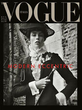 VOGUE Italia October 2013,Edie Campbell,Steven Meisel,FREE VOGUE CASA SEALED
