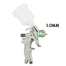 1.0mm HVLP SPRAY GUN TIP Basecoat Auto Car Paint Spot Repair Tool w/ Plastic Cup