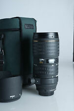 Sigma APO 70-200mm F/2.8 EX Zoom Lens for Pentax K-Mount AF Japan KAF