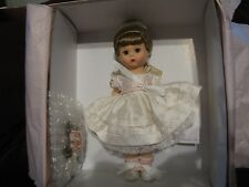 "Madame Alexander 8"" Simply Sweet Flower Girl Doll"