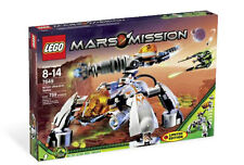 NEW Lego SPACE Mars Mission 7649 MT-201 Ultra-Drill Walker SEALED