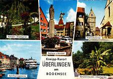 Kneipp-Kurort Überlingen am Bodensee , Ansichtskarte ,1978 gelaufen