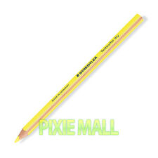 STAEDTLER 128 64-1 Textsurfer® DRY wood-cased highlighter pencil - YELLOW