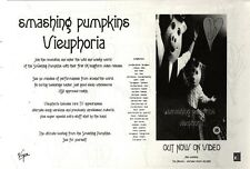 "11/2/95PGN44 VIDEO ADVERT 7X11"" SMASHING PUMPKINS : VIEUPHORIA"
