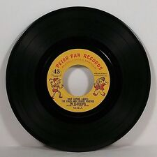 Vintage Peter Pan Records Songs by Peter Pan Cadet Band 4030 1950s No Reserve!