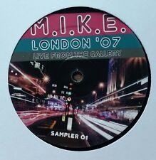 """M.I.K.E. """"London`07"""" Sampler 01 * ARMA088 / Albert Vorne, Nathan Fake, Medway"""