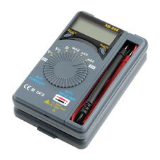 LCD Mini Auto Range AC/DC Pocket Digital Multimeter Voltmeter Tester Tool DG