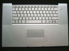 "Powerbook G4 17"" Palmrest Top Keyboard Trackpad A1013 A1052 A1085 613-5606-02"