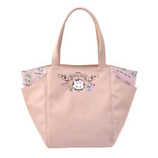 Disney Store JAPAN Tote Bag Spring Fun Marie with Gift Bag NEW