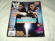 WWE Wrestling Magazine July 2007 Matt & Jeff Hardy