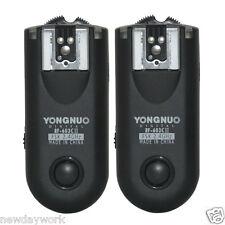 Yongnuo RF-603 II C1 Wireless Flash Trigger for Canon 60D 350D 500D 550D 650D