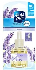 Ambi Pur Plug-In Single Chamber Air Freshener Refill Scent - 20ml - Lavender