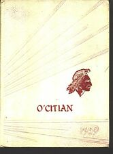 Ohio City OH Ohio City-Liberty High School yearbook 1959 Ohio (Grades 12-K)