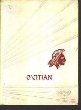 Ohio City OH Ohio City-Liberty High School yearbook 1959 Ohio (Grades 12-K)