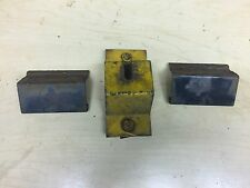 66-77 Early Ford Bronco inside Spare Tire Arm & Brackets