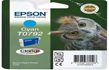 Genuine epson T0792 for Epson Printer Original ink cartridge