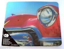 Tapis de souris 3D relief, NEUF / 3D mouse pad, NEW.Theme : Vintage Car/voiture