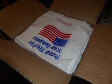 900+ american flag T-shirt bags from U-Line