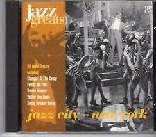 (CA159) Jazz City, New York - 1997 Jazz Greats CD No 030