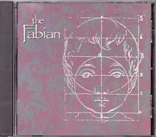 The Fabian - Speak! (CD '93) fine AOR/Pop like the Fixx!  Private Press! RARE!!!