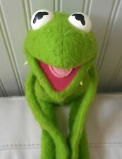 Kermit the Frog plush stuffed FISHER PRICE Vintage 1976 JIM HENSON 850  20""