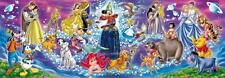 CLEMENTONI DISNEY PANORAMA JIGSAW PUZZLE DISNEY FAMILY 1000 PCS #30784