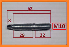 1 Stück Krümmer Torx Stehbolzen M10x62 (M10x54) Stiftschraube M10, Hitzefest